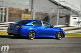 Foto 4 - Fotos del Lexus GS F