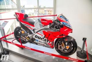 Fotos del museo y la fábrica de Ducati - Foto 1