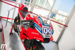 Fotos del museo y la fábrica de Ducati - Foto 2
