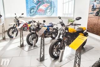 Fotos del museo y la fábrica de Ducati - Foto 3