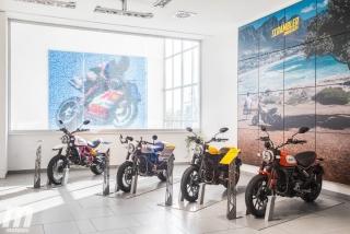 Fotos del museo y la fábrica de Ducati - Foto 4