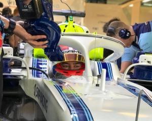 Fotos test Abu Dhabi F1 2018 Foto 5