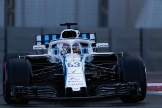 Fotos test Abu Dhabi F1 2018 Foto 7