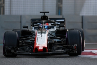 Fotos test Abu Dhabi F1 2018 Foto 9