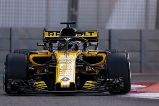 Fotos test Abu Dhabi F1 2018 Foto 10