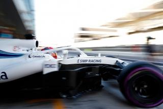 Fotos test Abu Dhabi F1 2018 Foto 12