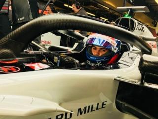 Fotos test Abu Dhabi F1 2018 Foto 14