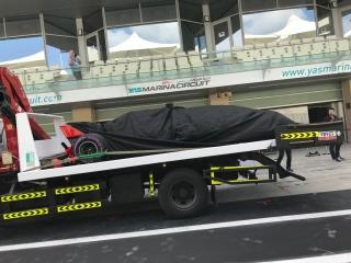Fotos test Abu Dhabi F1 2018 Foto 15