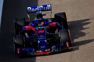 Fotos test Abu Dhabi F1 2018 Foto 18