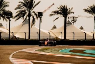 Fotos test Abu Dhabi F1 2018 Foto 22