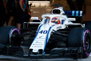 Fotos test Abu Dhabi F1 2018 Foto 24