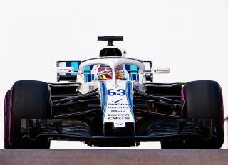 Fotos test Abu Dhabi F1 2018 Foto 25