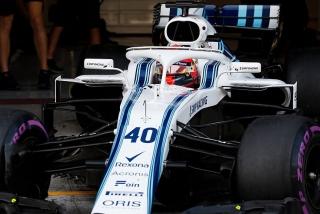 Fotos test Abu Dhabi F1 2018 Foto 31