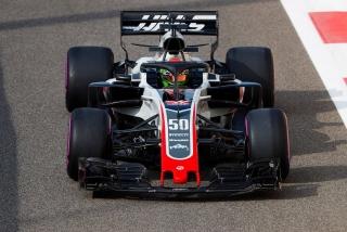 Fotos test Abu Dhabi F1 2018 Foto 32