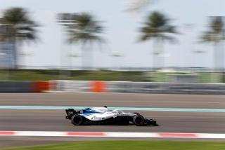 Fotos test Abu Dhabi F1 2018 Foto 37