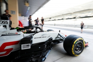 Fotos test Abu Dhabi F1 2018 Foto 39
