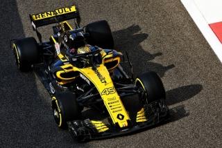 Fotos test Abu Dhabi F1 2018 Foto 40