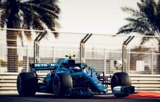 Fotos test Abu Dhabi F1 2018 Foto 41