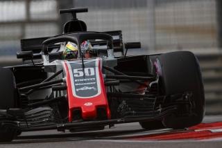Fotos test Abu Dhabi F1 2018 Foto 42