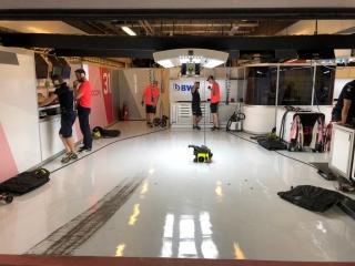 Fotos test Abu Dhabi F1 2018 Foto 47