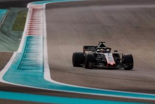 Fotos test Abu Dhabi F1 2018 Foto 48