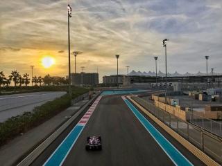 Fotos test Abu Dhabi F1 2018 Foto 49
