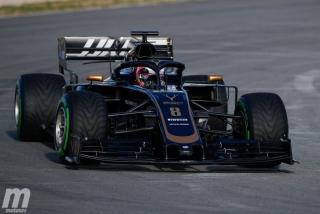Fotos día 1 test Barcelona F1 2019 - Foto 1