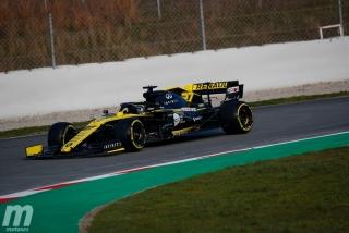 Fotos día 1 test Barcelona F1 2019 - Foto 2