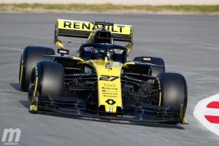Fotos día 1 test Barcelona F1 2019 - Foto 3