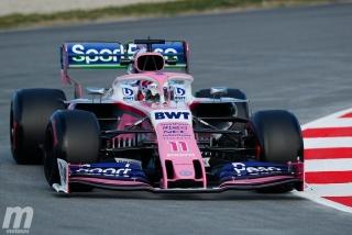 Fotos día 1 test Barcelona F1 2019 - Foto 5