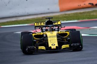Foto 1 - Fotos día 2 test Barcelona F1 2018