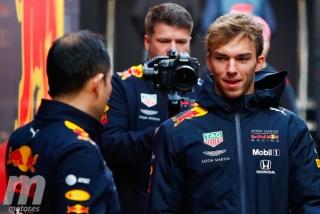 Fotos día 2 test Barcelona F1 2019 - Foto 1