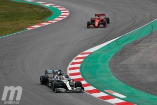 Fotos día 2 test Barcelona F1 2019 - Foto 6