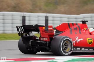 Fotos día 3 test Barcelona F1 2019 - Foto 2