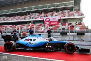 Fotos día 4 test Barcelona F1 2019 - Foto 1
