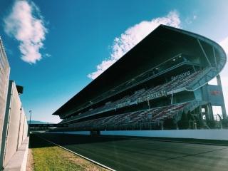 Fotos día 5 test Barcelona F1 2018