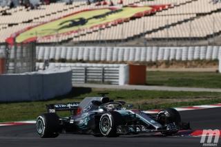Fotos día 8 test Barcelona F1 2018 Foto 8