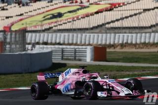 Fotos día 8 test Barcelona F1 2018 Foto 9