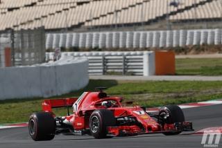 Fotos día 8 test Barcelona F1 2018 Foto 10