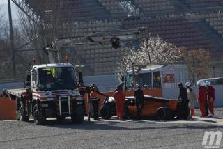 Fotos día 8 test Barcelona F1 2018 Foto 37