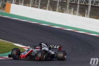 Fotos día 8 test Barcelona F1 2018 Foto 53