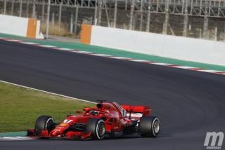 Fotos día 8 test Barcelona F1 2018 Foto 55