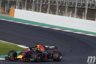 Fotos día 8 test Barcelona F1 2018 Foto 56
