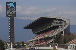 Fotos día 8 test Barcelona F1 2018 Foto 58