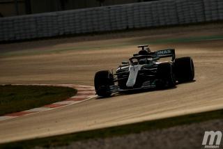 Fotos día 8 test Barcelona F1 2018 Foto 65
