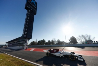 Fotos día 8 test Barcelona F1 2018 Foto 73