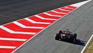 Fotos día 8 test Barcelona F1 2018 Foto 80