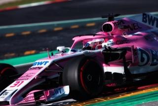Fotos día 8 test Barcelona F1 2018 Foto 87