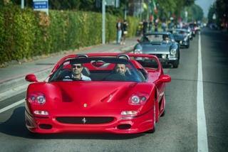 Fotos: el 70 Aniversario de Ferrari desde Maranello  - Foto 1