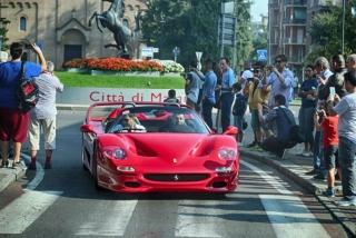 Fotos: el 70 Aniversario de Ferrari desde Maranello  - Foto 3